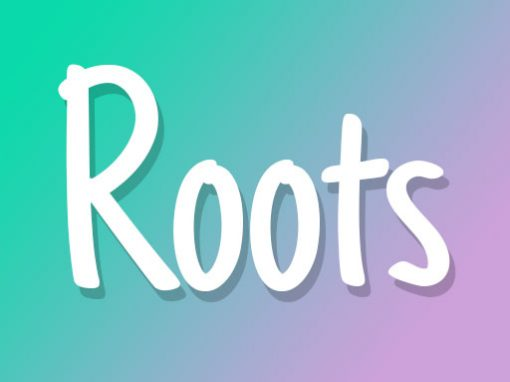 Roots Landing Page